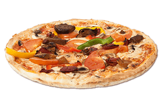 Produktbild Pizza Vegetaria