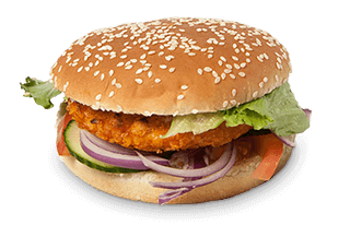 Produktbild Crispy Chicken Burger