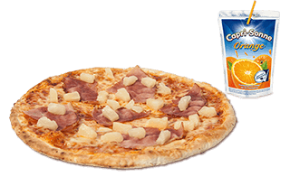 Produktbild Mini Pizza Hawaii